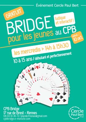 A3 bridge jeunes
